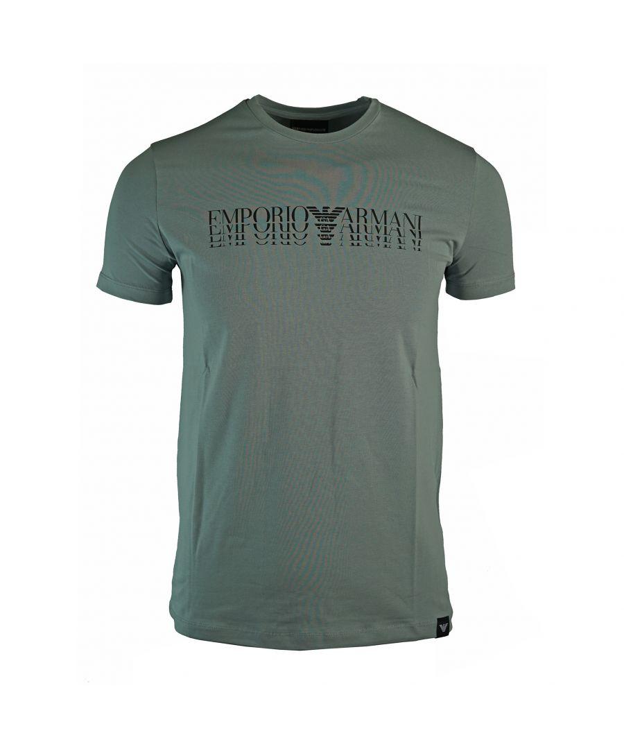 Image for Emporio Armani 3Z1T92 1J0AZ 0612 T-Shirt