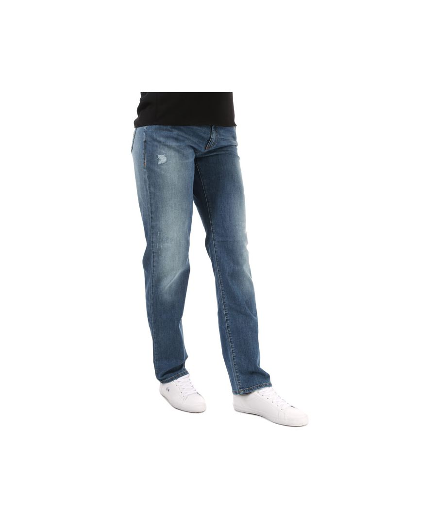 Image for Women's Armani J15 Girl Fit Jeans in Denim