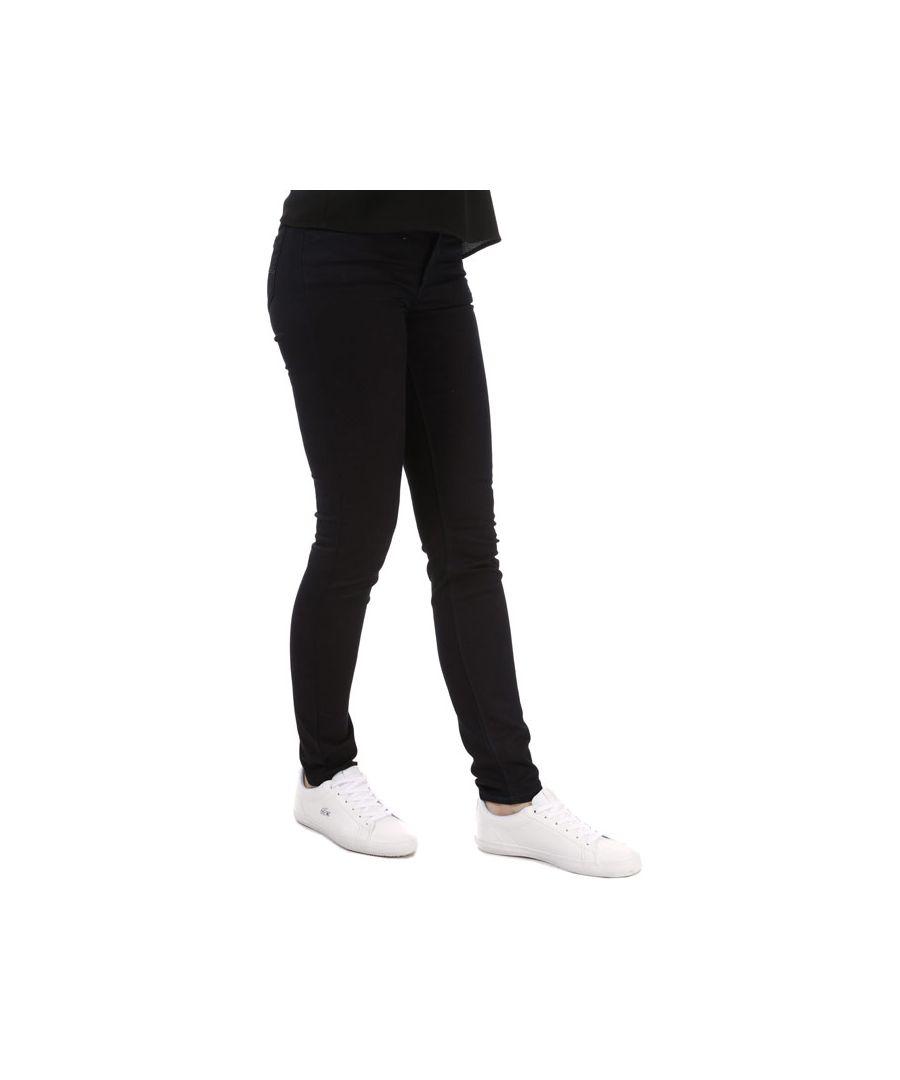 Image for Women's Armani J28 Skinny Jeans in Denim