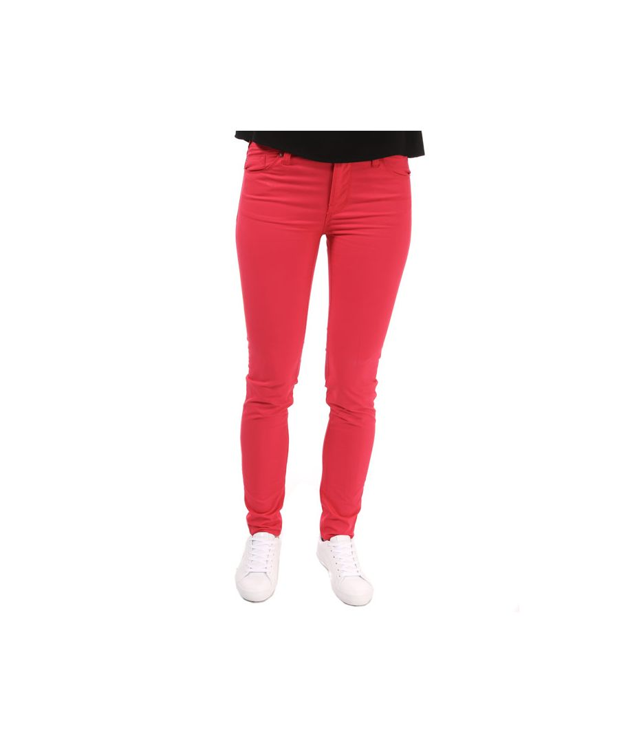 Image for Women's Armani J28 Skinny Jeans in Pink