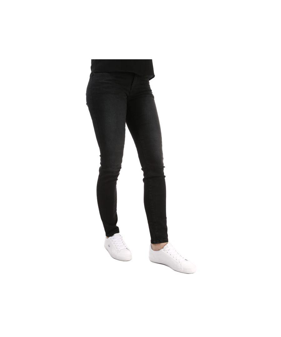 Image for Women's Armani J28 Skinny Jeans in Grey