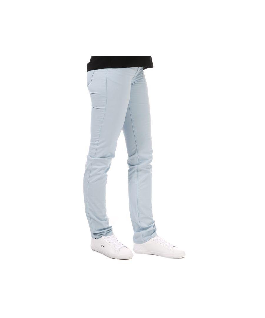 Image for Women's Armani J28 Skinny Jeans in Light Blue
