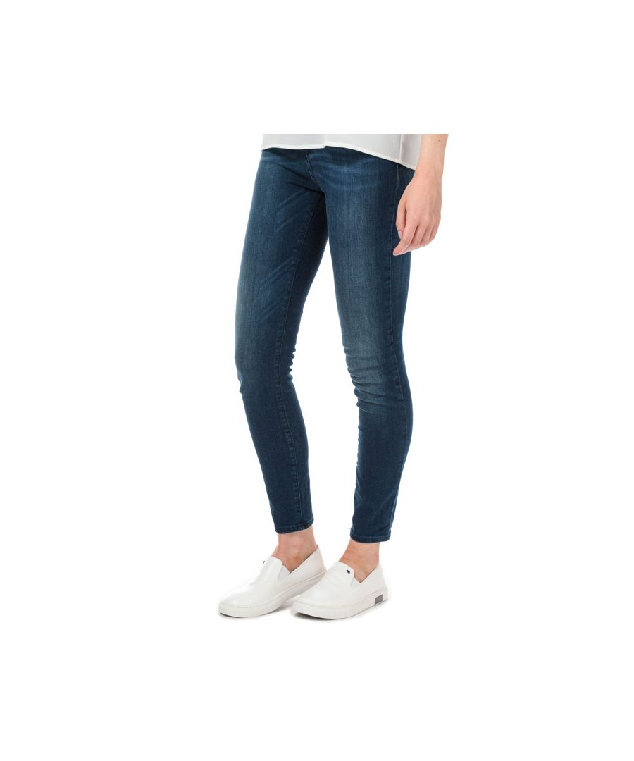 Image for Women's Armani Exchange Skinny Jeans in Denim
