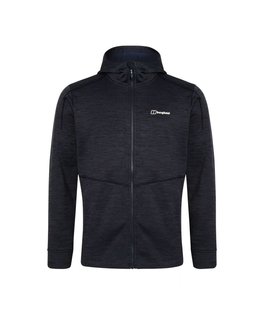 Image for Berghaus Kamloops Mens Hooded Jacket Dark Blue - S
