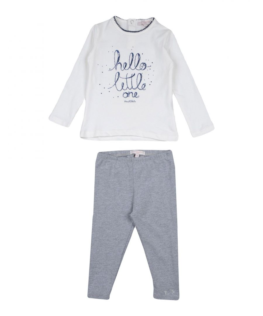 Image for BODYSUITS & SETS Silvian Heach Grey Girl Cotton