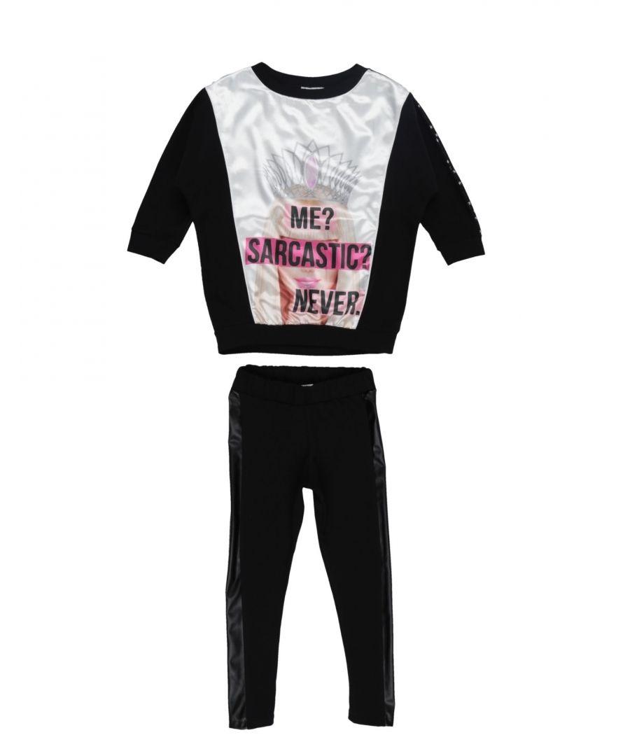 Image for SETS Girl Byblos Black Cotton