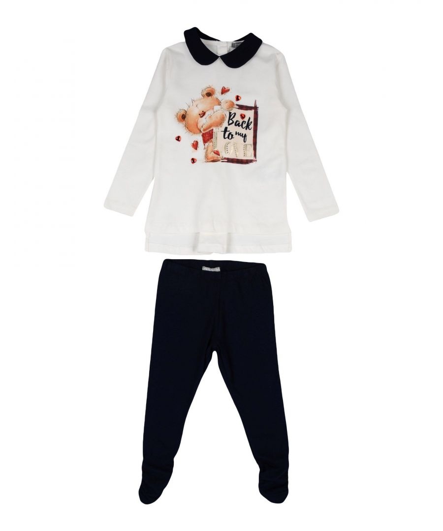 Image for SETS Girl Artigli Girl White Cotton