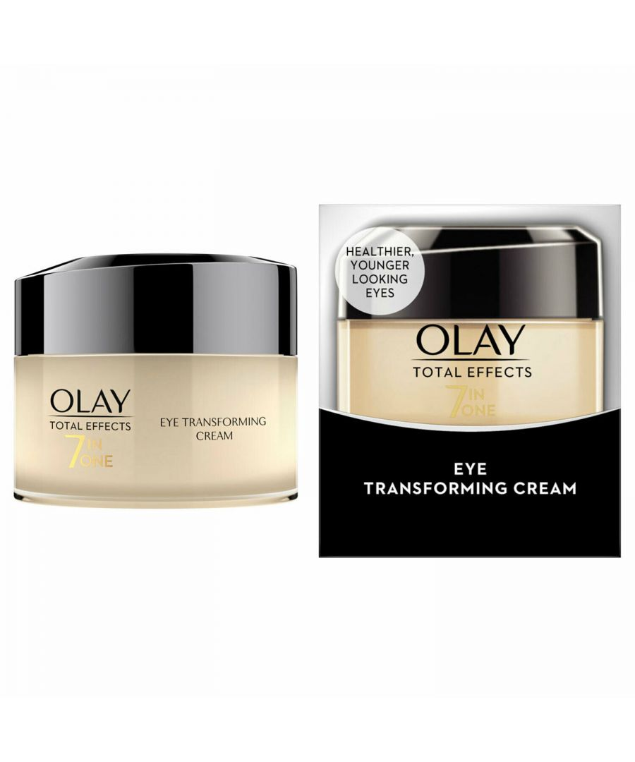 Image for Olay Total Effects Eye Transforming Cream 15ml