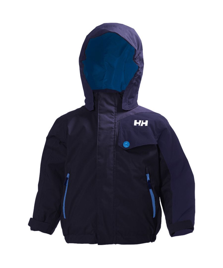 Image for Helly Hansen Boys & Girls Rider Waterproof Breathable Insulated Jacket