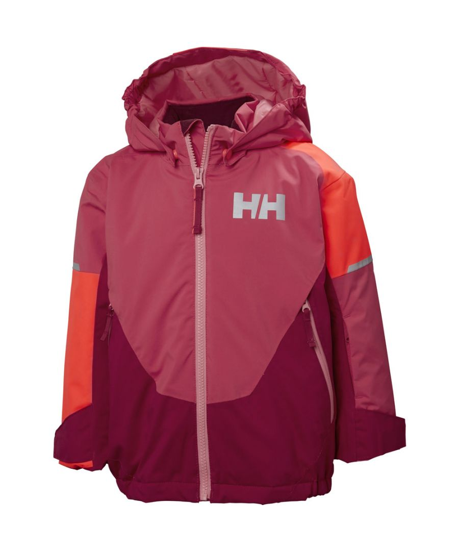 Image for Helly Hansen Boys & Girls Rider Reflect Insulated Ski Jacket