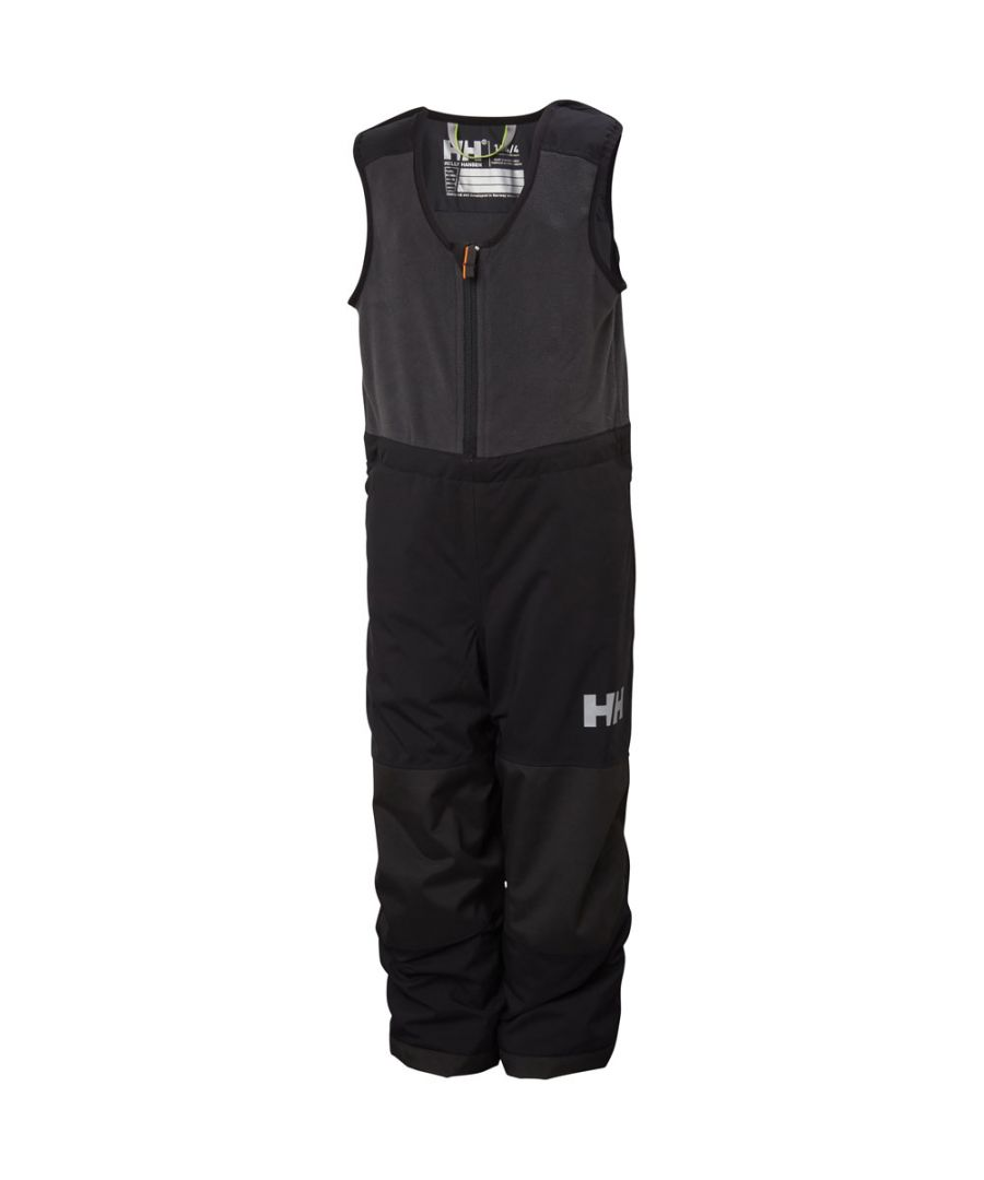 Image for Helly Hansen Boys & Girls Vertical Insulated Warm Bib Pants