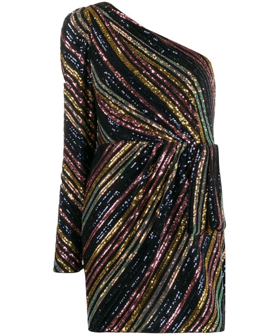 Image for SELF-PORTRAIT WOMEN'S RS20061SMULTI MULTICOLOR POLYAMIDE DRESS