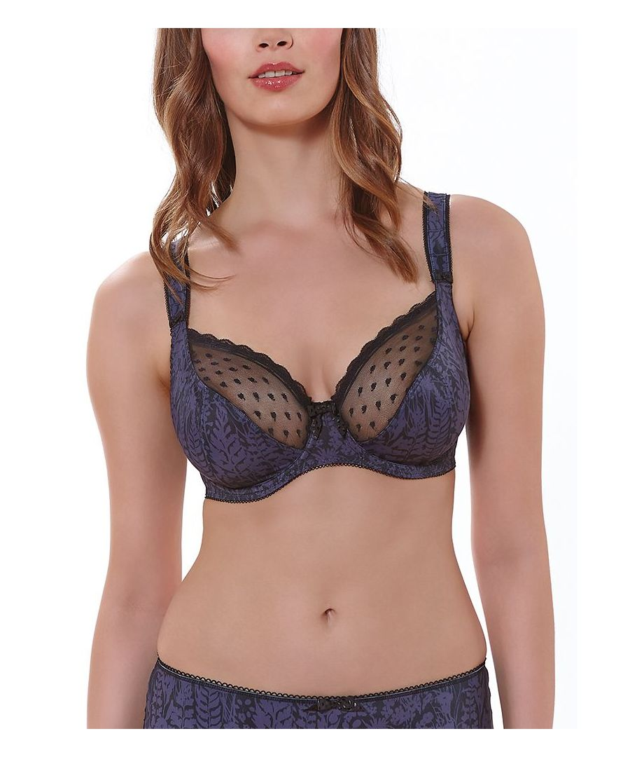 Image for Fearne Plunge Balcony  Bra