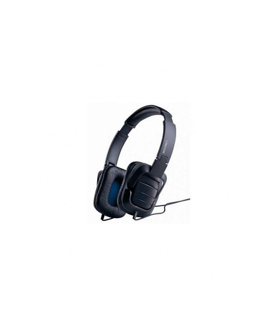 Image for GRUNDIG-52666 Closed Headband Stereo Headphones, Silver GRUNDIG-52666 Closed Headband Stereo Headphones, Silver