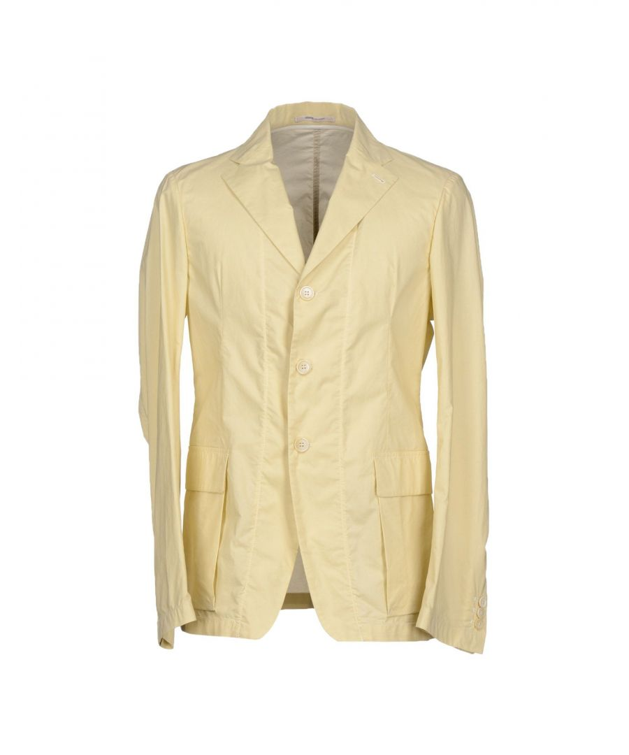 Image for Armani Collezioni Ivory Cotton Jacket