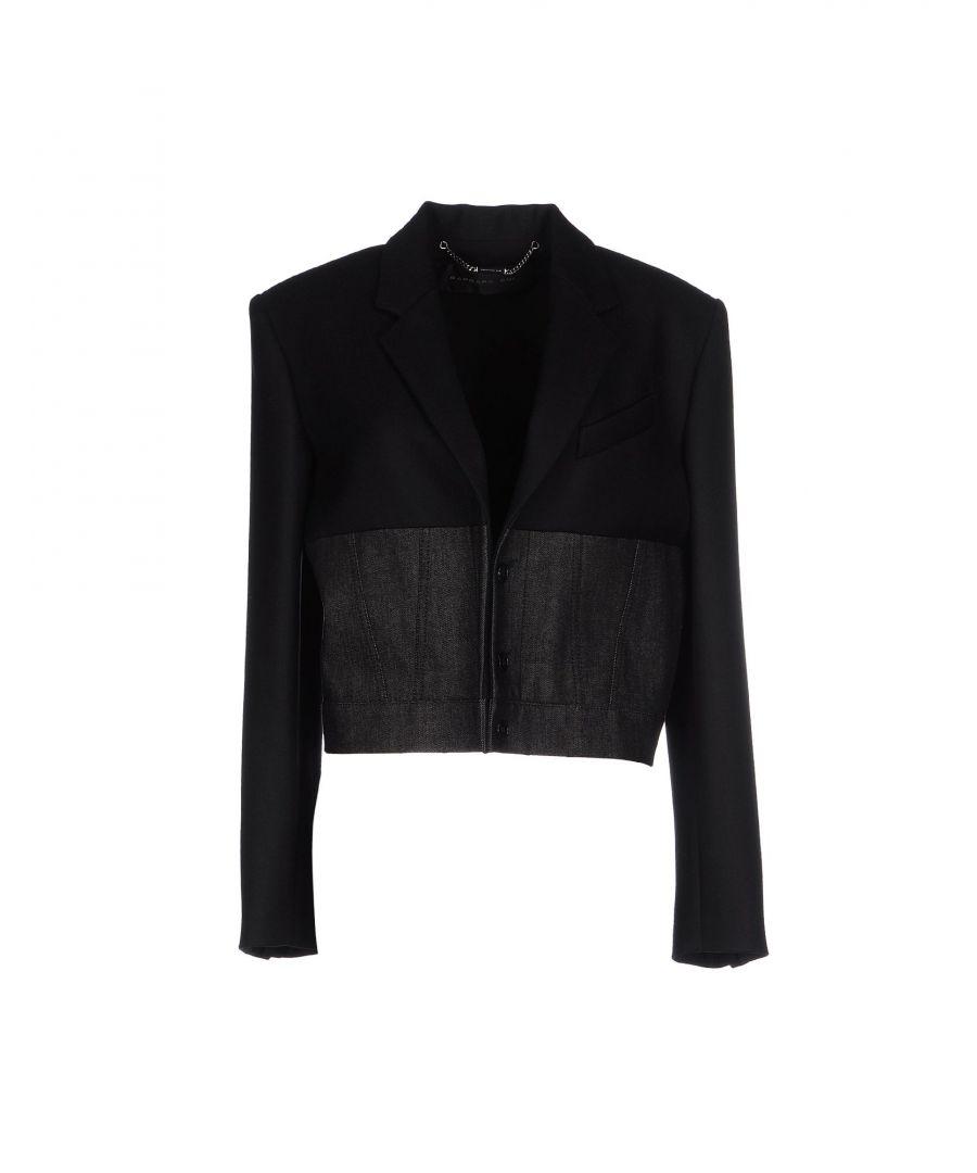 Image for Barbara Bui Black Wool Jacket