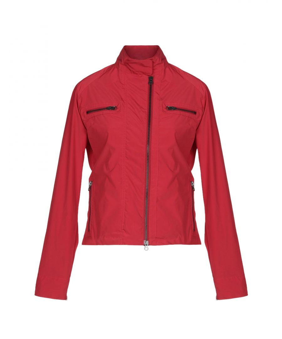 Image for Aspesi Red Techno Fabric Jacket