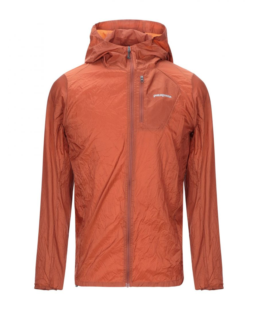 Image for Patagonia Rust Techno Fabric Jacket