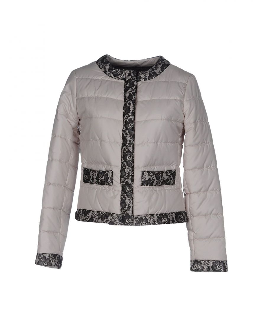 Image for Blugirl Folies Grey Techno Fabric Padded Jacket