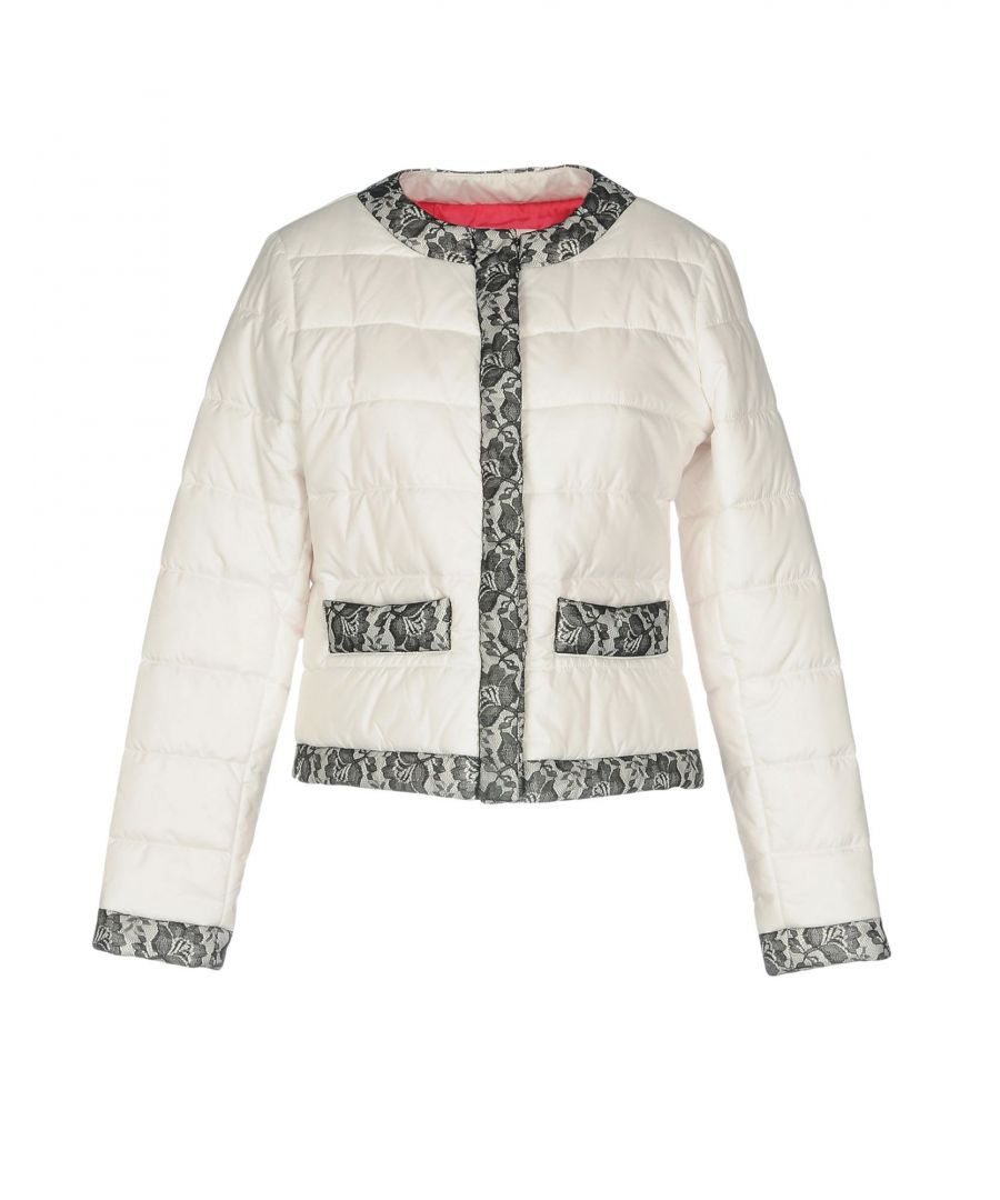 Image for COATS & JACKETS Blugirl Folies White Woman Polyester