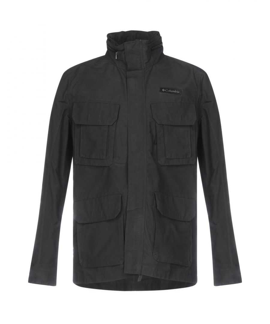 Image for Columbia Steel Grey Cotton Jacket