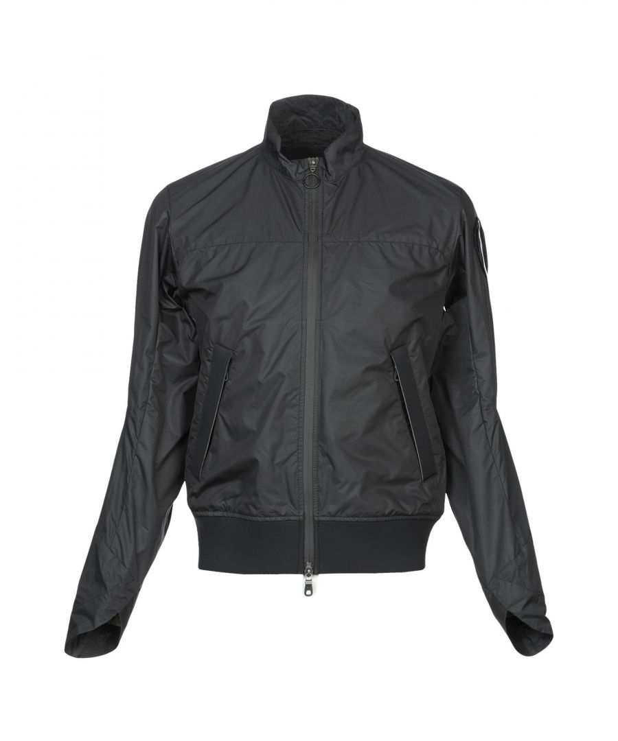 Image for North Sails Black Techno Fabric Jacket