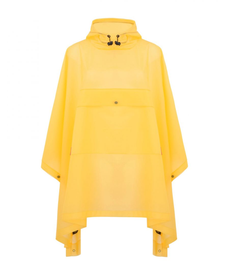 Image for Hunter Yellow Techno Fabric Cape