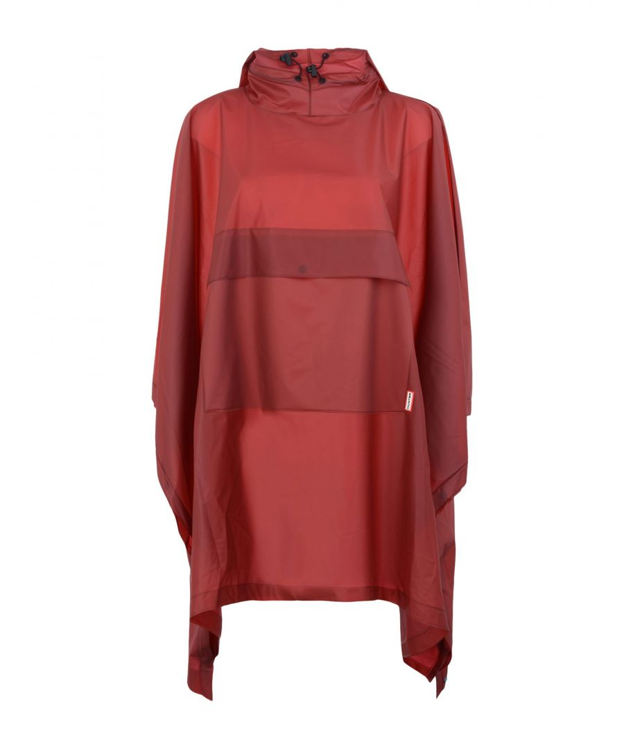 Image for Hunter Maroon Techno Fabric Cape
