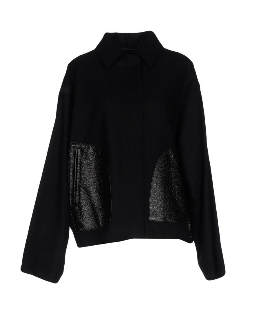Image for MM6 Maison Margiela Black Wool Jacket