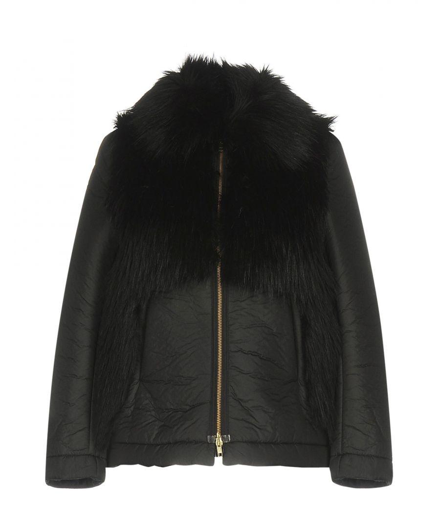 Image for L' Autre Chose Faux Fur Jacket