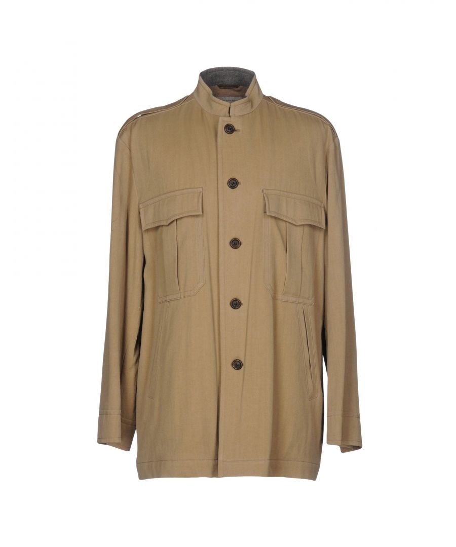 Image for Dries Van Noten Sand Alpaca Jacket