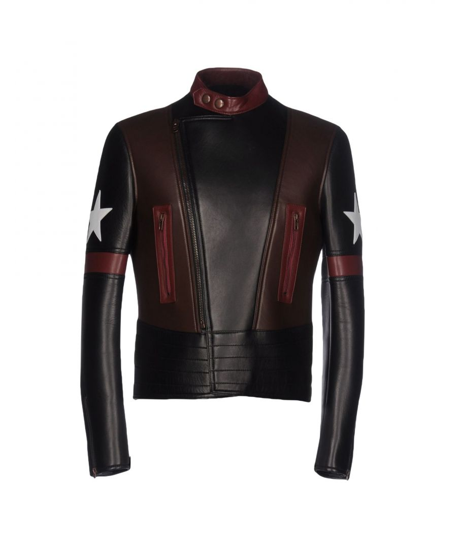 Image for Givenchy Black Lambskin Leather Jacket