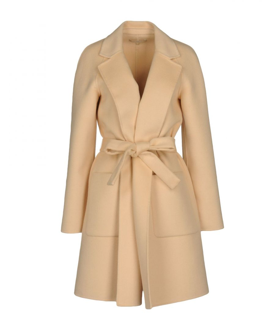 Image for Michael Michael Kors Light pink Virgin Wool Cappotti