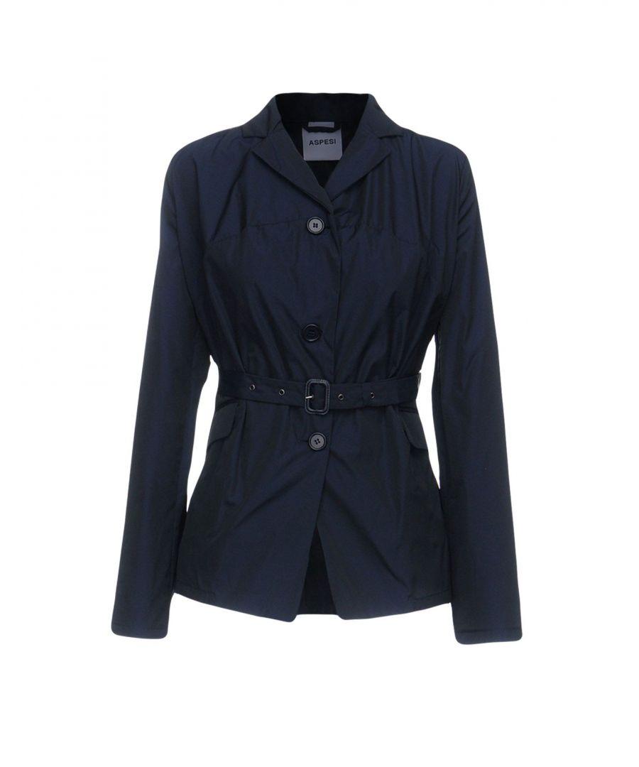 Image for Aspesi Dark Blue Techno Fabric Jacket