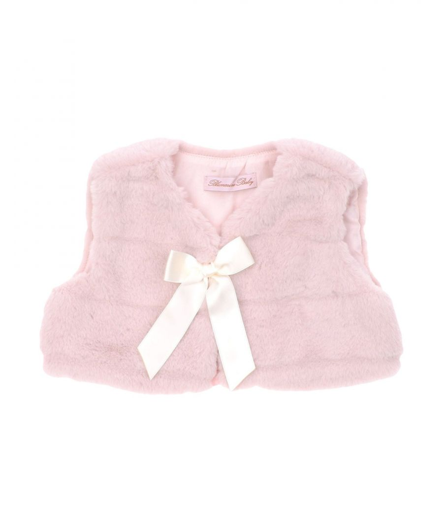 Image for COATS & JACKETS Miss Blumarine Light pink Girl Polyester