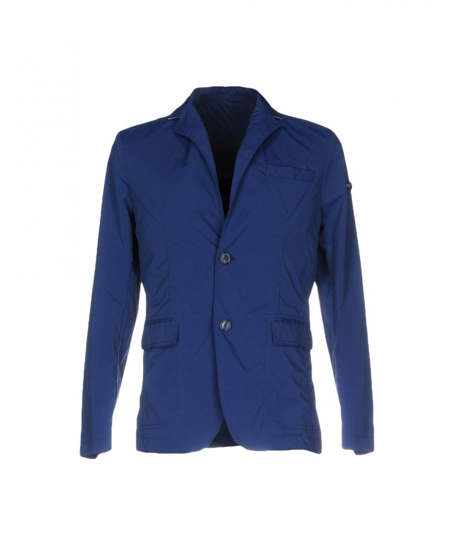 Image for Tru Trussardi Dark Blue Single Breasted Suit