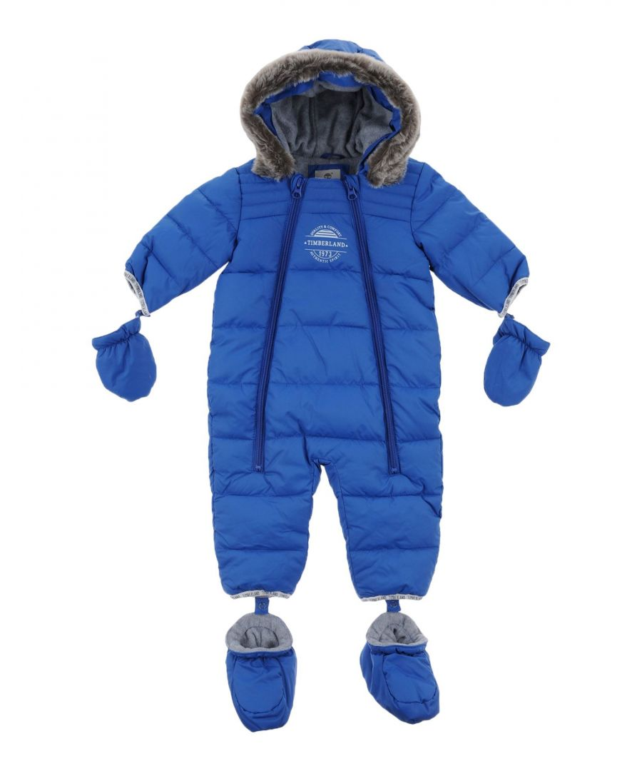 Image for COATS & JACKETS Timberland Blue Boy Polyester