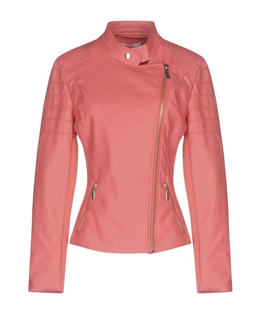 Image for Blugirl Blumarine Coral Biker Jacket