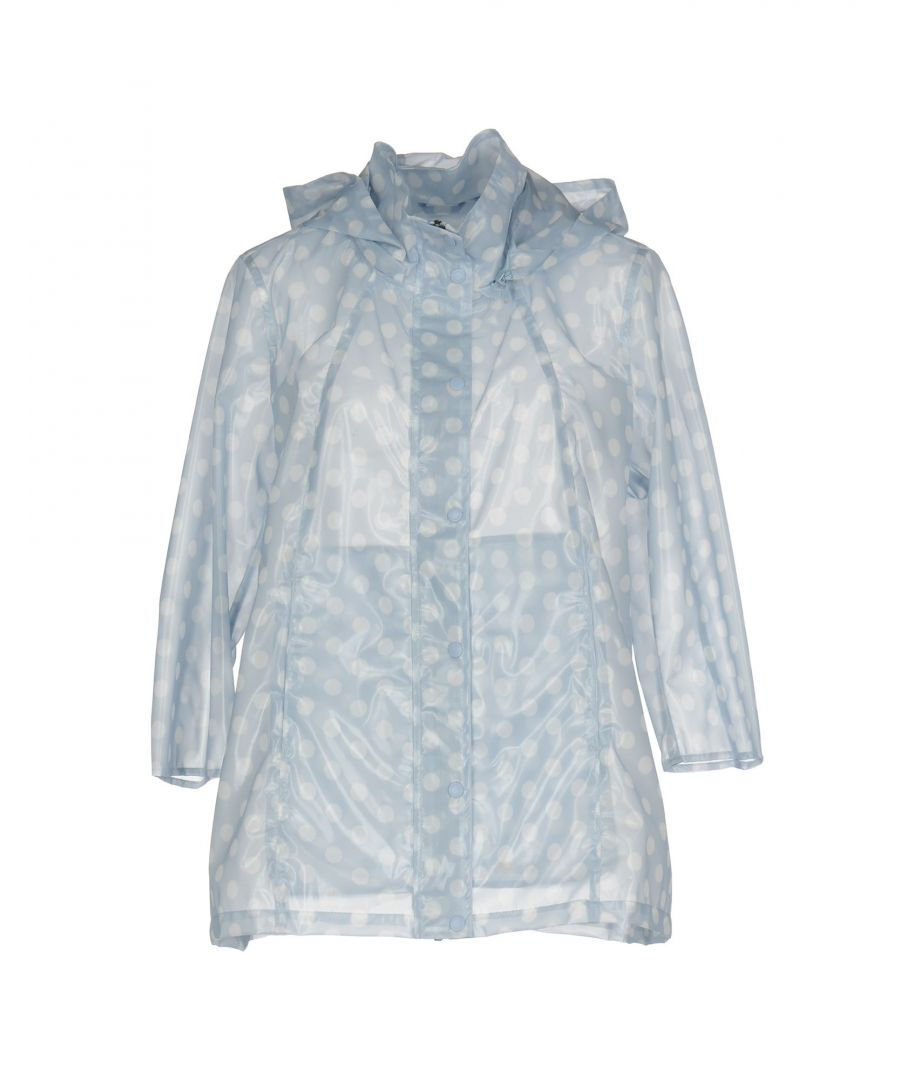 Image for COATS & JACKETS Les Copains Sky blue Woman Polyester