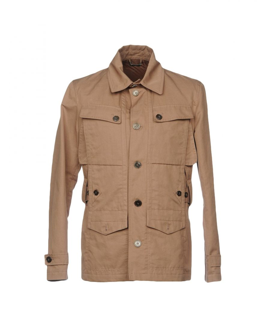 Image for Versace Collection Khaki Cotton Jacket