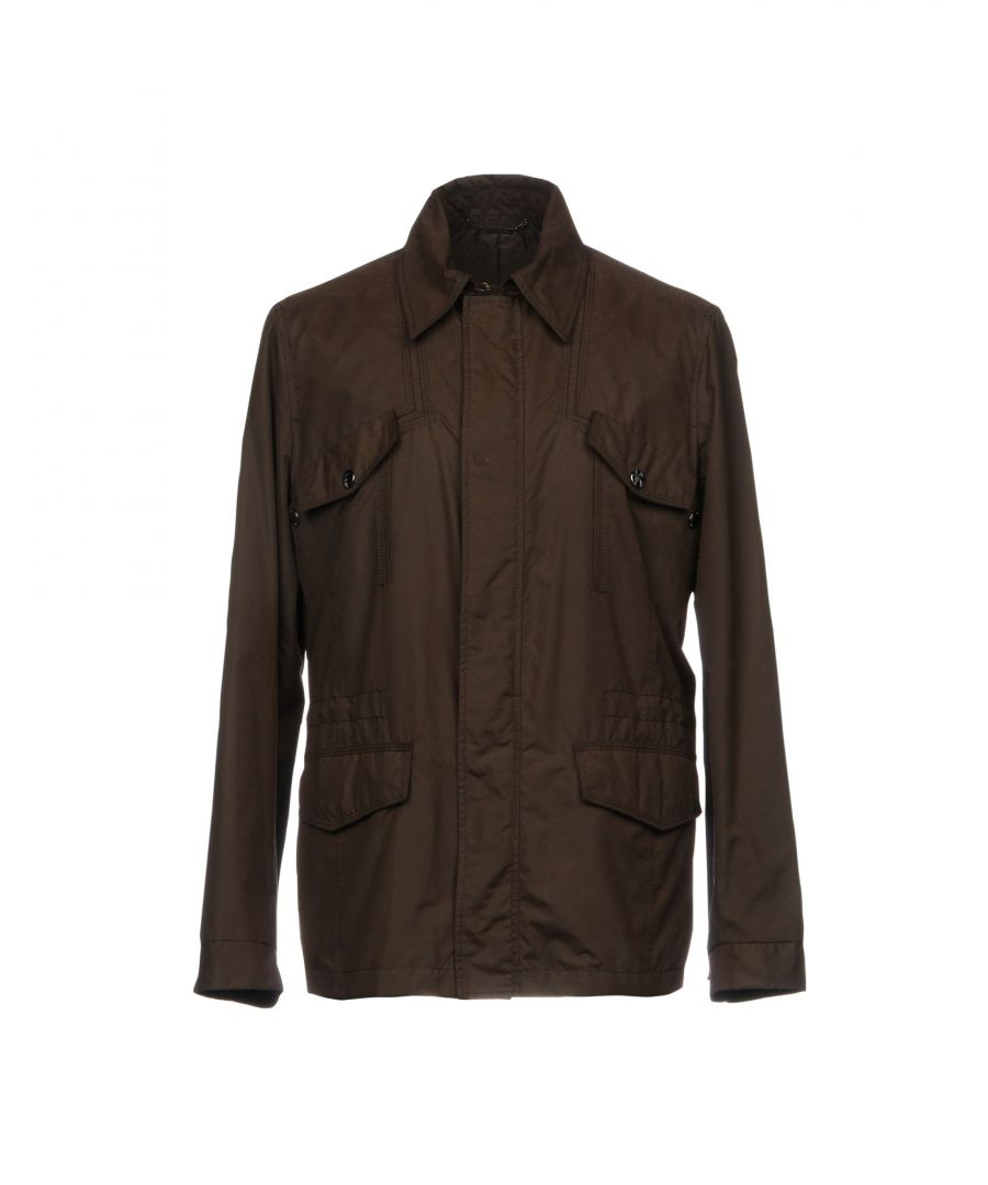 Image for Versace Collection Dark Brown Jacket