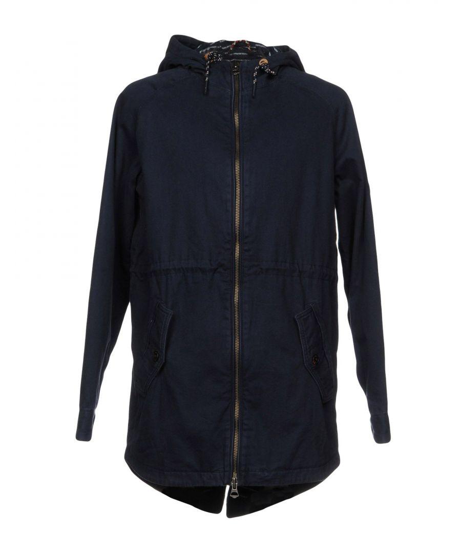 Image for Tommy Jeans Blue Cotton Canvas Jacket
