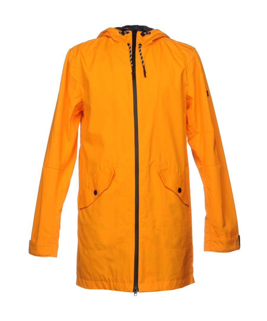 Image for COATS & JACKETS Tommy Jeans Orange Man Cotton