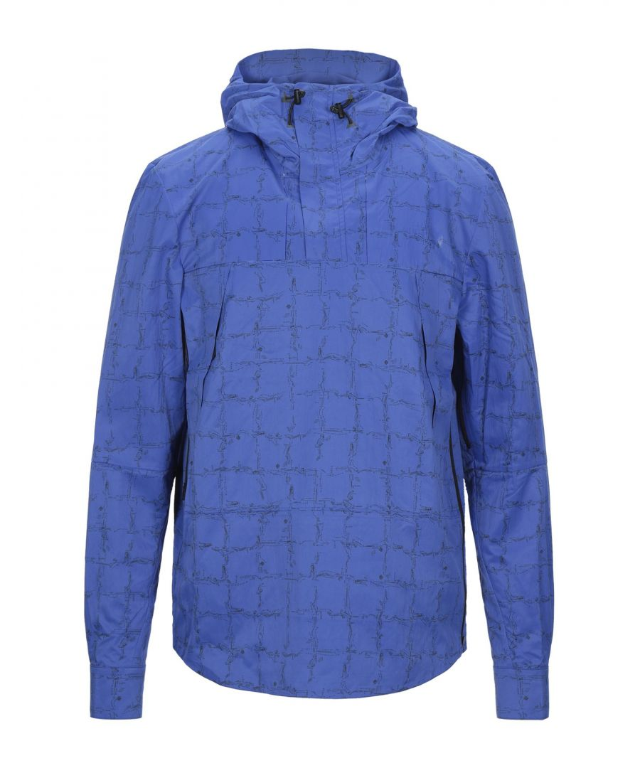 Image for The North Face Blue Techno Fabric Jacket