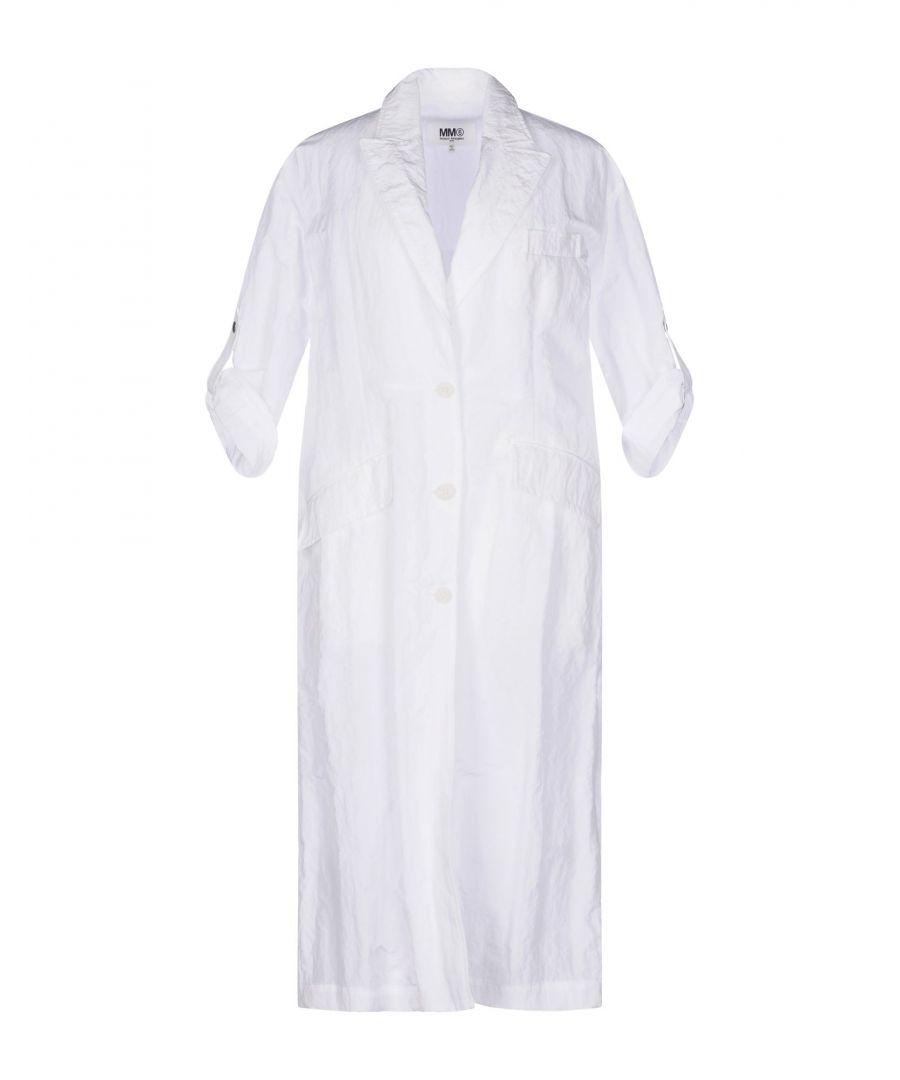 Image for MM6 Maison Margiela White Coat