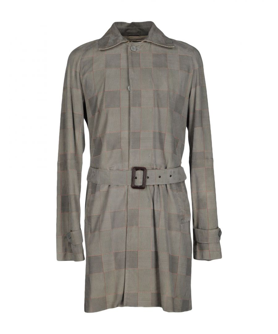 Image for Emporio Armani Grey Coat