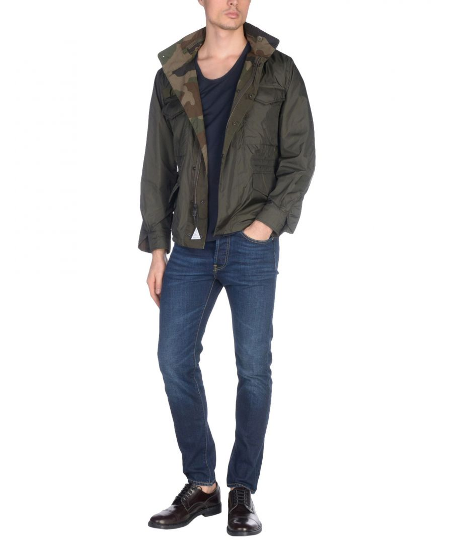 Image for Moncler Military Green Cotton Jacket