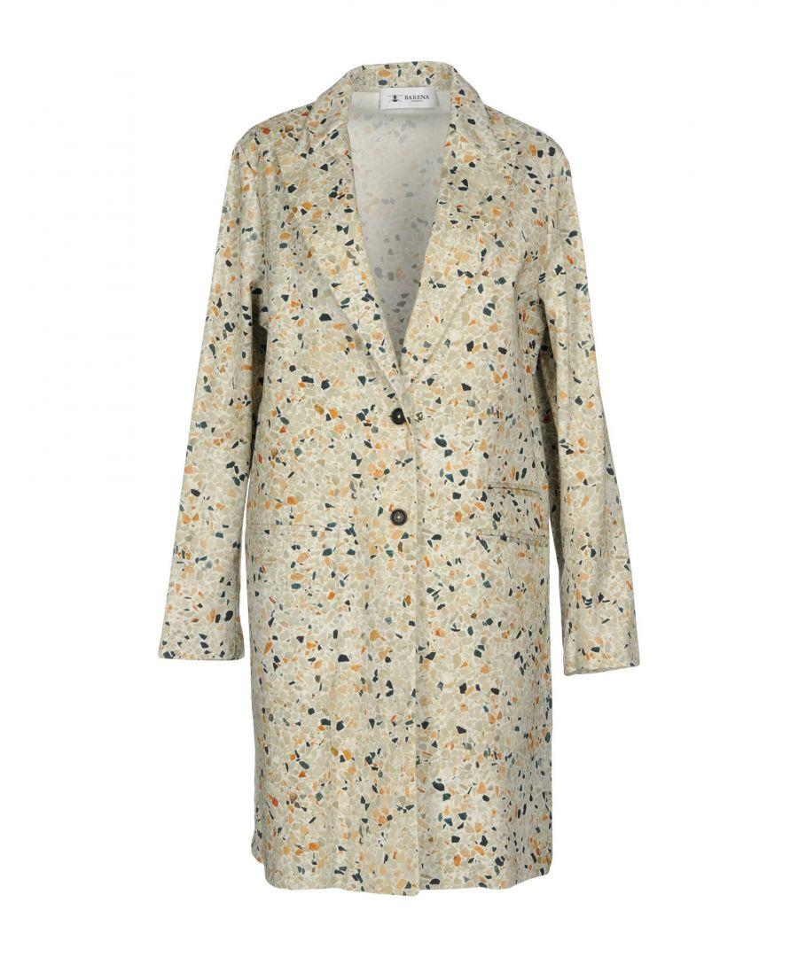 Image for Barena Light Green Cotton Coat