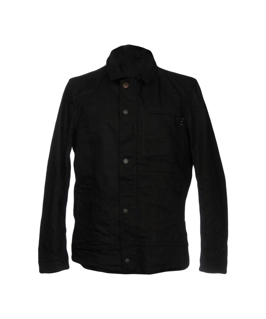 Image for Scotch & Soda Black Denim Jacket