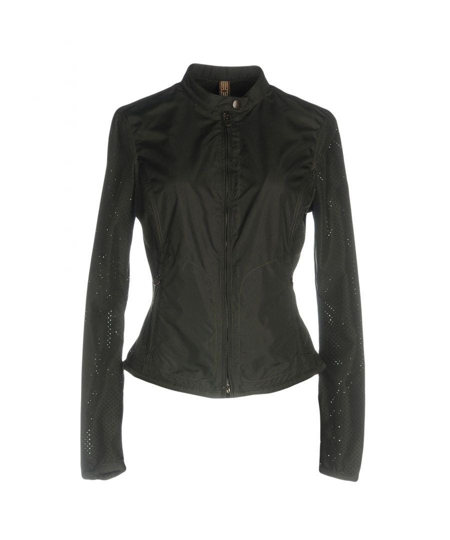 Image for Matchless Black Techno Fabric Biker Jacket